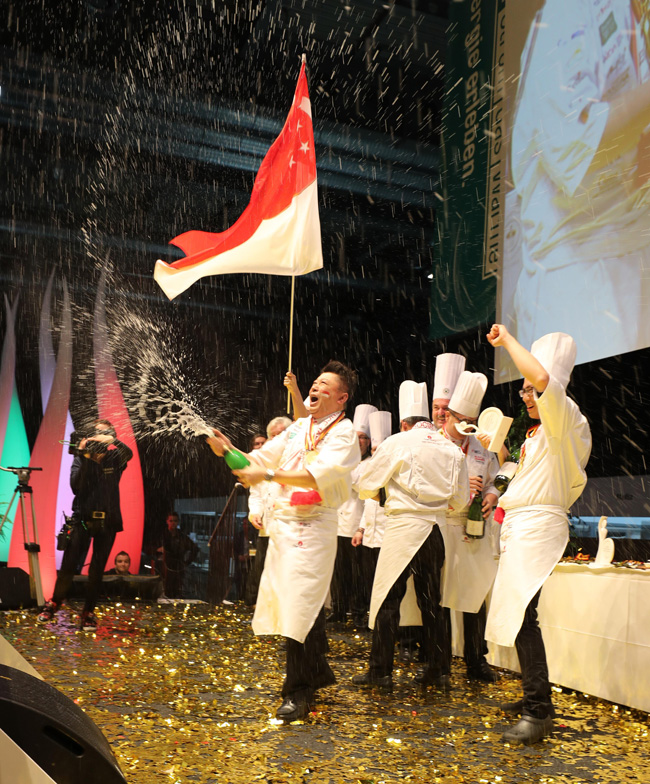 IKA/Culinary Olympics are moving to Stuttgart