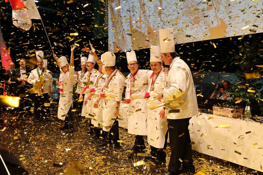 Singapore wins Culinary Olympics 2016