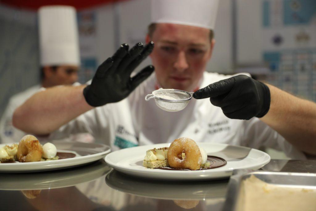 IKA/Culinary Olympics 2016   Credit: IKA/Culinary Olympics