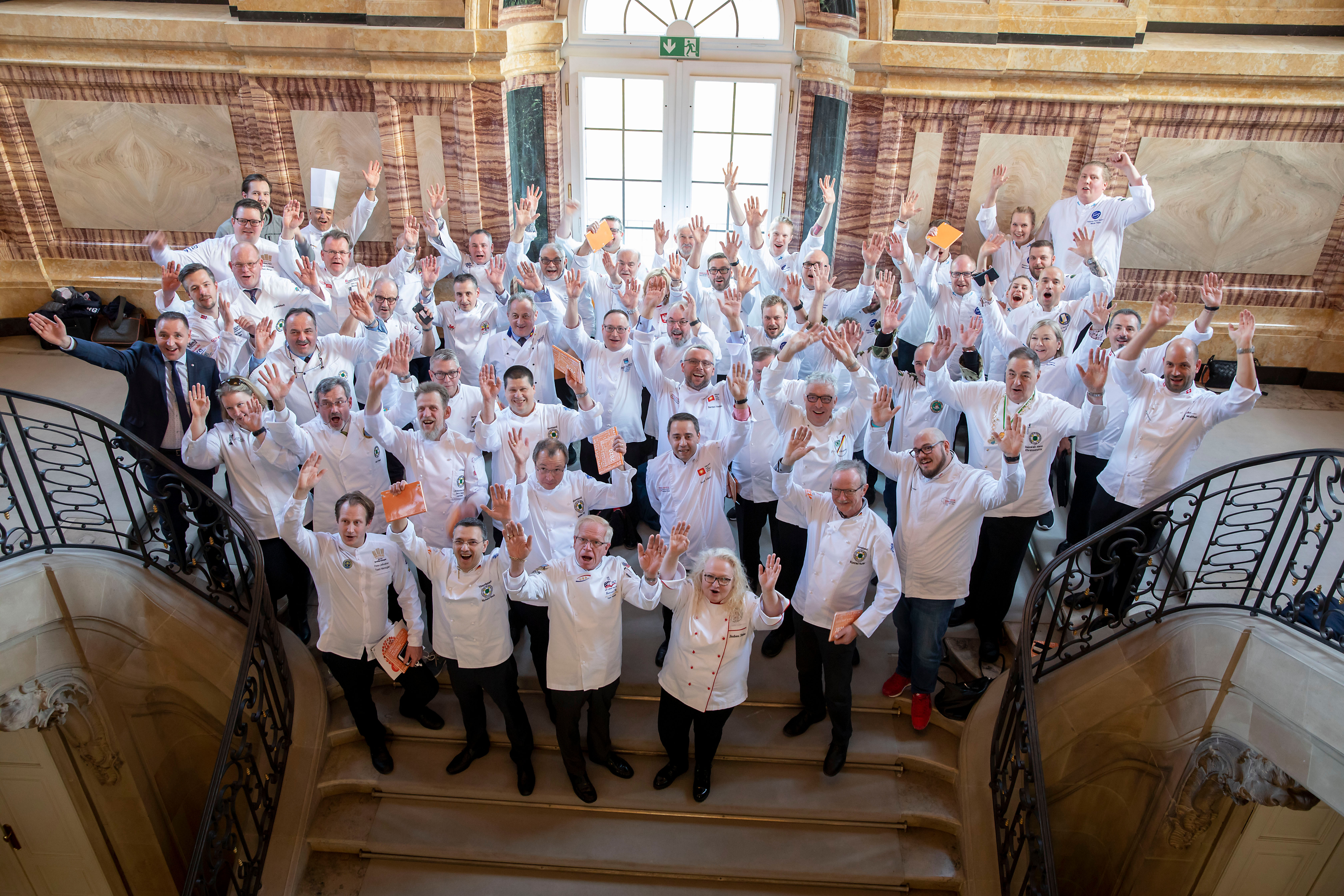 Competition Draw for IKA/Culinary Olympics 2020 - IKA - Culinary