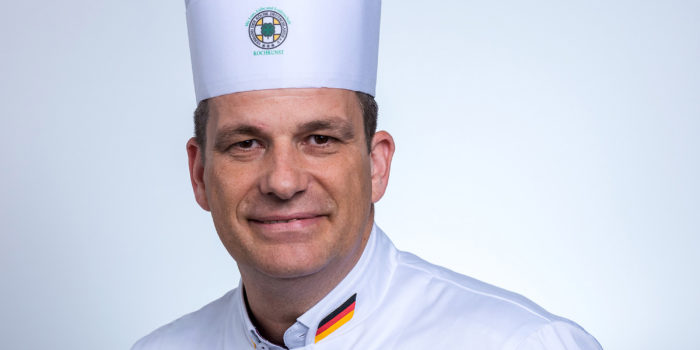 Andreas Becker, President of the German Chefs Association