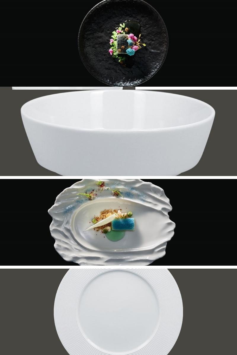 Porcelain Collage