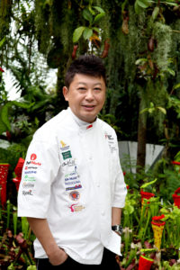 Louis Lay was Team Manager of the national culinary team from Singapore at the last IKA/Culinary Olympics. His team brought home the Olympic gold with him. Image source: Singapore National Culinary Team 2016.