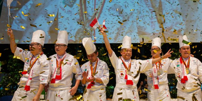 Our partners are looking forward to the IKA/Culinary Olympics