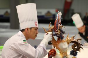 Watch the culinary masters at work at the 25th IKA/Culinary Olympics Photo: VKD/IKA/Culinary Olympics