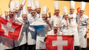 Photo: Chefs de Cuisine Lucerne