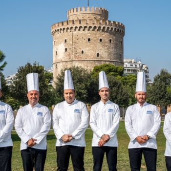 Photo: Culinary Team Greece.