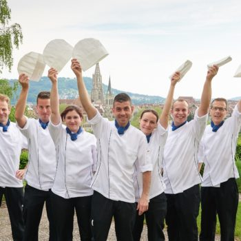 Photo: SWISS SVG-TROPHY Team, Switzerland.