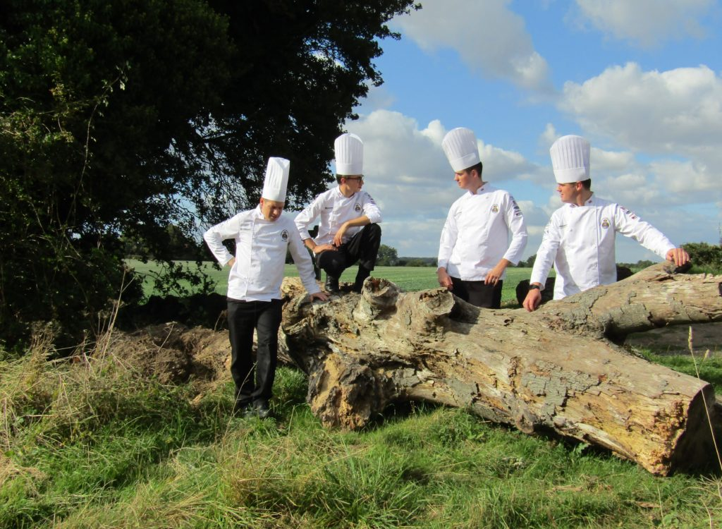 Combined Services Culinary Arts Team UK
