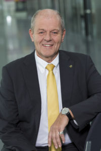 Ulrich Kromer von Baerle, Managing Director of the Stuttgart fairground. Photo: Stuttgart fairground