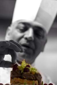 Chris Sandford. Photo: Culinary Ability Awards