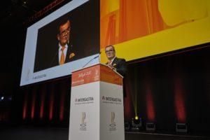 Fritz Engelhardt, CEO of DEHOGA Baden-Württemberg Photo: IKA/Culinary Olympics