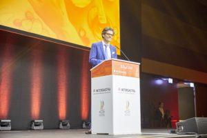 Stefan Lohnert, CEO Landesmesse Stuttgart. Photo: IKA/Culinary Olympics