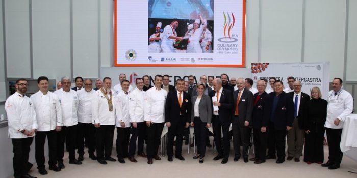 IKA/Olympiade der Köche 2020: Chef's Table statt Plattenschau