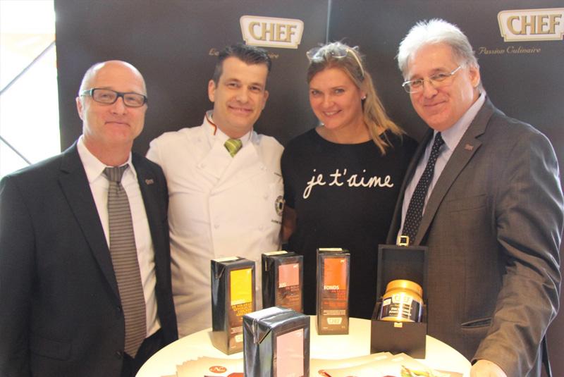 IKA-Glücksfee Susi Erdmann über Köche und Motivation