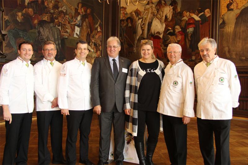 Wer kocht wann auf der IKA/Olympiade der Köche?