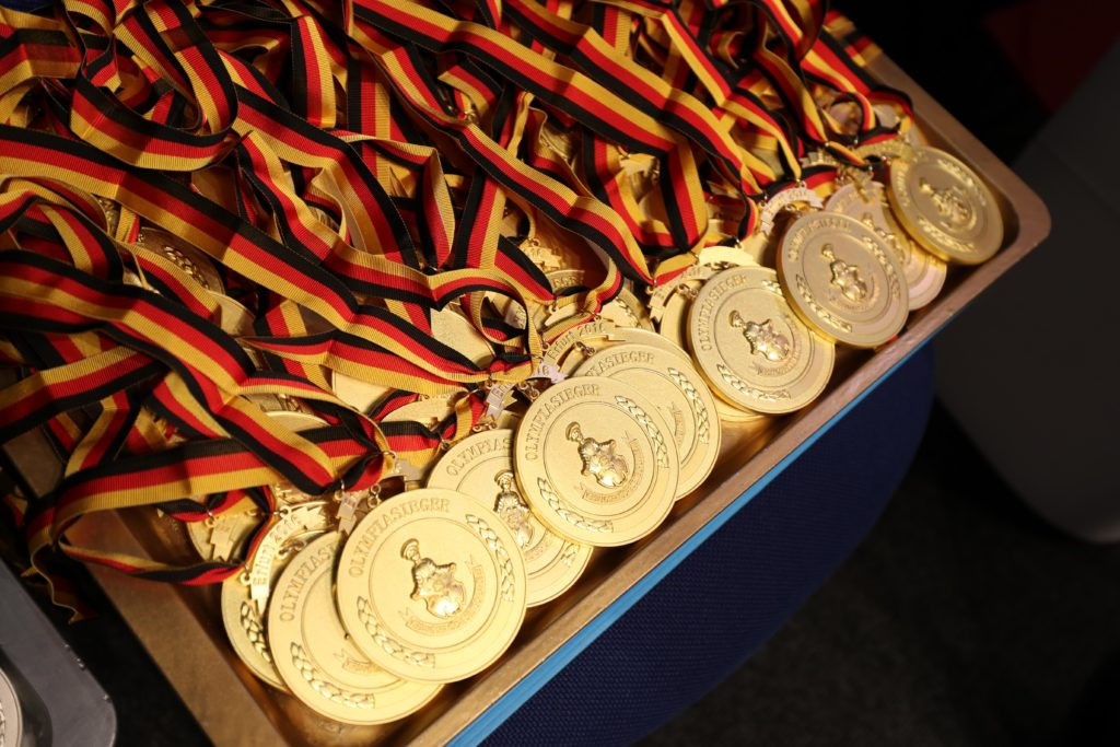 So wird man Olympiasieger