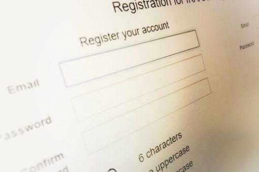 Online-Registrierung ab 12. September 2018