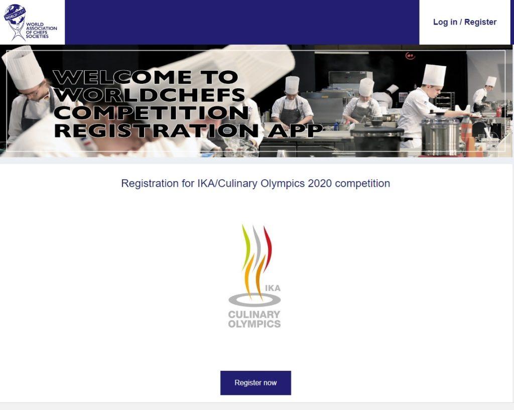 Online-Registrierung ab sofort möglich