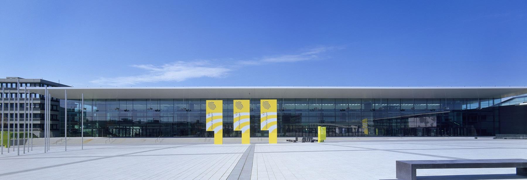 ICS Messe Stuttgart. Foto: Landesmesse Stuttgart