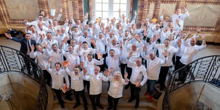 Gruppenauslosung für die 25. IKA/Olympiade der Köche auf der INTERGASTRA 2020