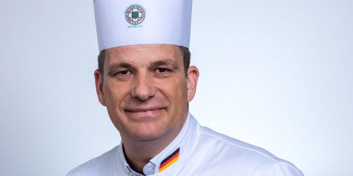 Andreas Becker, Präsident des Verbands der Köche Deutschlands e. V. (VKD)
