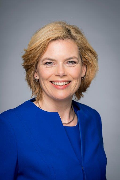 Julia Klöckner, Bundesministerin für Ernährung und Landwirtschaft. Foto: Bundesregierung/Steffen Kugler