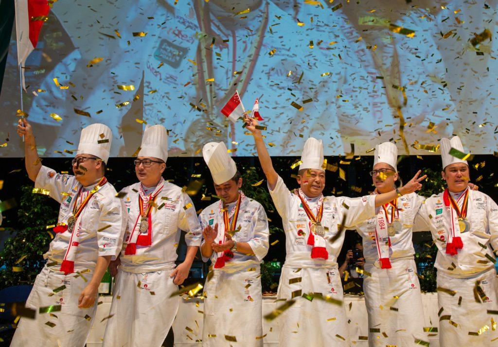 Partner freuen sich auf die IKA/Olympiade der Köche