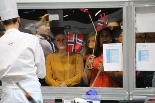 Ab Oktober können Besucher Menü-Tickets für die IKA/Olympiade der Köche 2020 erwerben. Foto: VKD/ IKA/Olympiade der Köche
