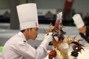 Auf der 25. IKA/Olympiade der Köche lassen sich die Meister der Kulinarik über die Schulter schauen. Foto: VKD/ IKA/Olympiade der Köche