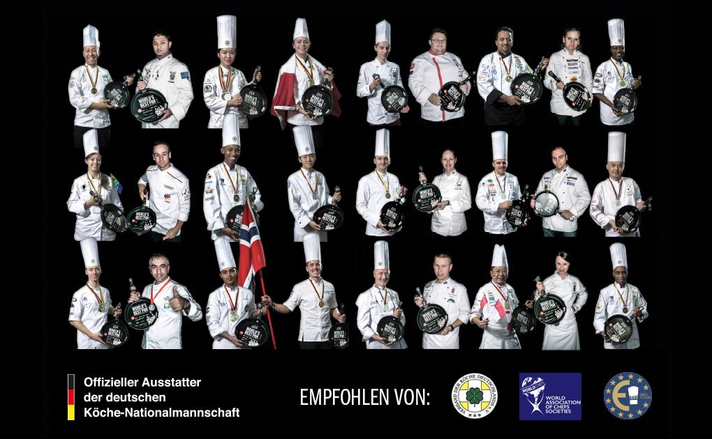 Amt Gastroguss Chefs