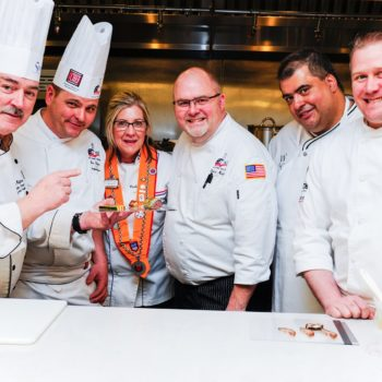 Foto: ACF Regional Culinary Team USA