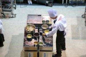Damit die Mannschaften an den vier Wettbewerbstagen der IKA/Olympiade der Köche ihr Equipment und alle Kochzutaten parat haben, beginnt das Planungsteam schon sehr frühzeitig mit der Organisation. Bildquelle: IKA/Olympiade der Köche 2016 | Foto: IKA/Culinary Olympics