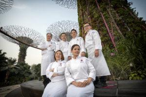 Foto: SATS Culinary Team Singapur.
