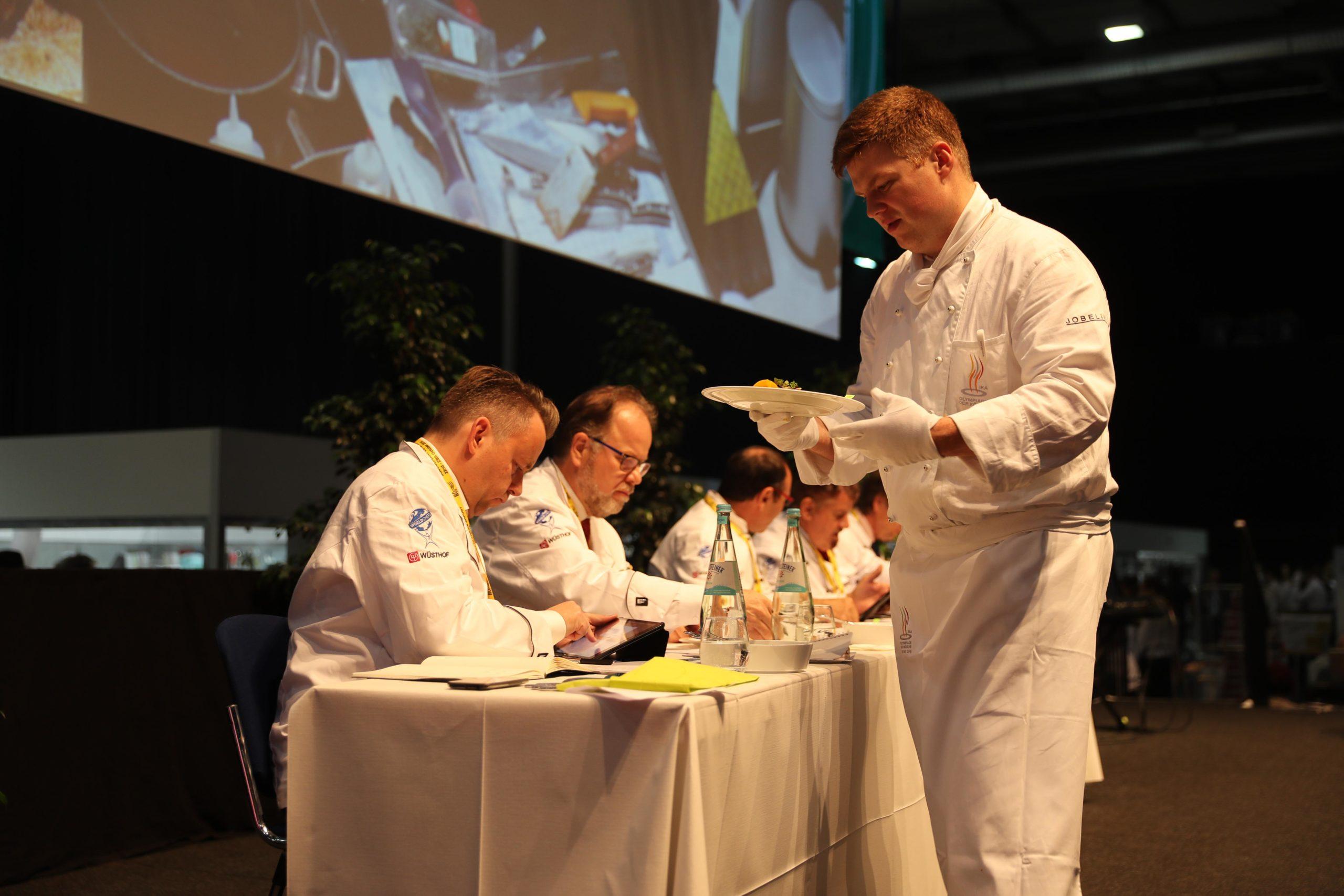 Auch auf den Geschmack kommt es an. Foto: IKA/Culinary Olympics